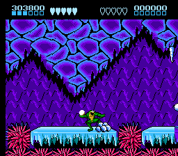 Battletoads - just playin in the snow - User Screenshot
